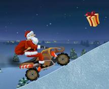 line rider santa